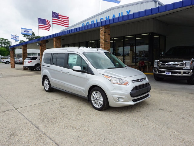 2018 Ford Transit Connect Titanium Passenger Wagon Truck