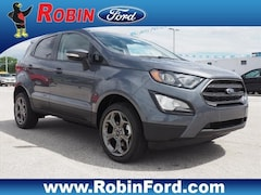 2018 Ford EcoSport SES SUV for sale in Glenolden at Robin Ford