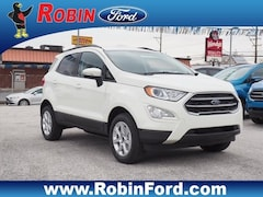 2019 Ford EcoSport SE Crossover for sale in Glenolden at Robin Ford