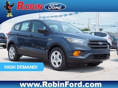 2019 Ford Escape S SUV for sale in Glenolden at Robin Ford