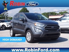 2019 Ford EcoSport SE SUV for sale in Glenolden at Robin Ford