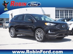 2019 Ford Edge Titanium Crossover for sale in Glenolden at Robin Ford