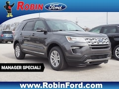 2019 Ford Explorer XLT SUV for sale in Glenolden at Robin Ford