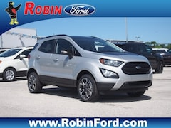 2019 Ford EcoSport SES Crossover for sale in Glenolden at Robin Ford