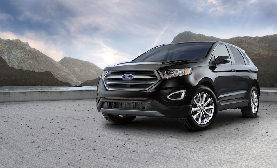 Ford Edge Discover Its Possibilities