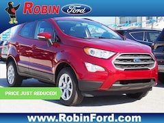 2018 Ford EcoSport SE SUV for sale in Glenolden at Robin Ford