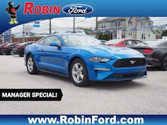 2019 Ford Mustang Ecoboost Coupe for sale in Glenolden at Robin Ford