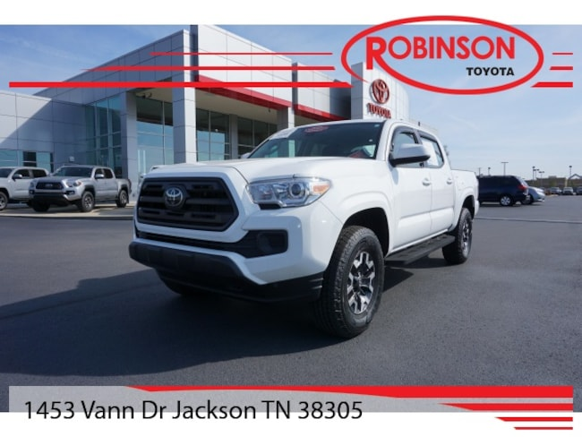 Used 2018 Toyota Tacoma SR5 Truck Double Cab in Jackson, TN