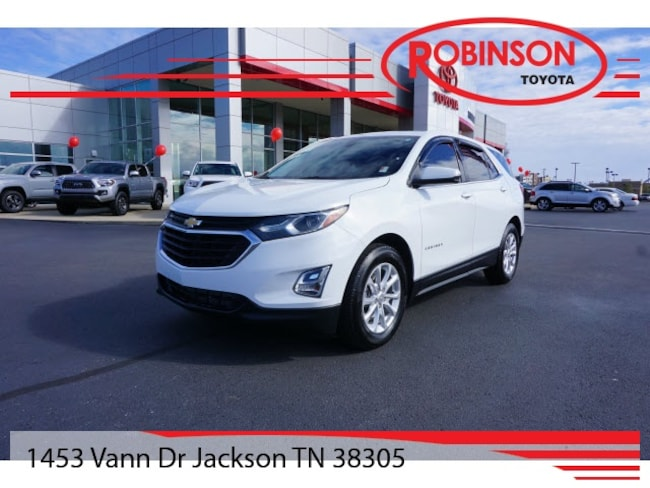Used 2018 Chevrolet Equinox LT SUV in Jackson, TN
