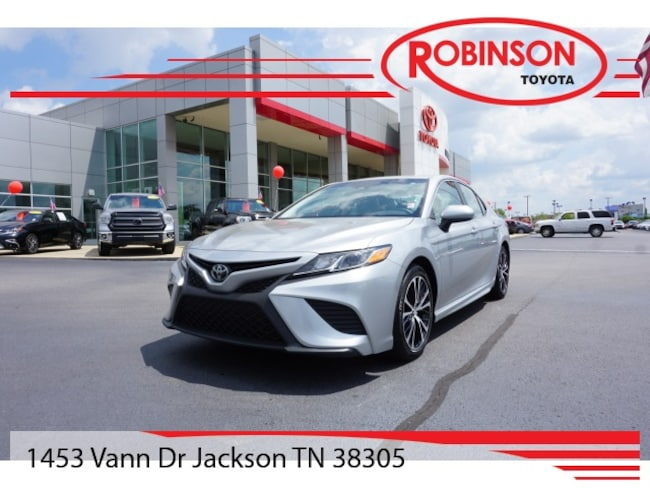 Used 2018 Toyota Camry SE Sedan in Jackson, TN