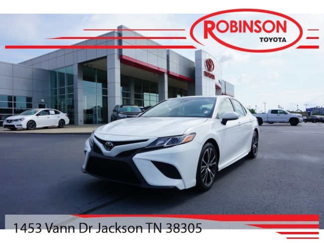 Used 2018 Toyota Camry SE Sedan in Jackson, TN