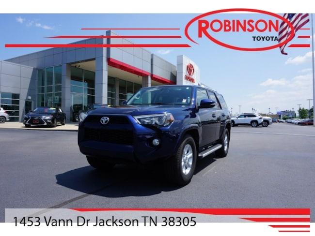 Used 2014 Toyota 4Runner SR5 Premium SUV in Jackson, TN