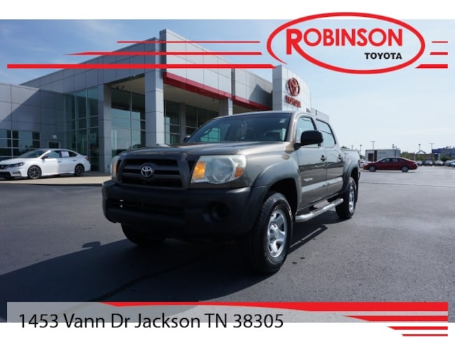 Used 2010 Toyota Tacoma Prerunner Truck Double Cab in Jackson, TN