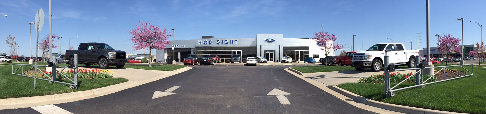 Ford Dealers Kansas City >> About Rob Sight Ford New Ford And Used Car Dealer Kansas