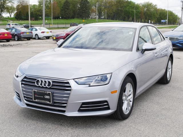 Used 2017 Audi A4 For Sale at Rochester Audi | VIN: WAUANAF49HN027120