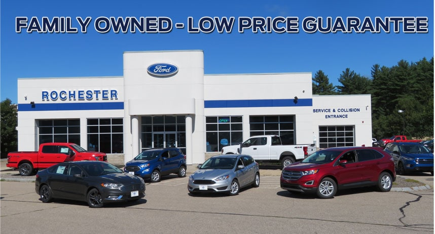 New And Used Ford Dealer Rochester Rochester Ford Nh