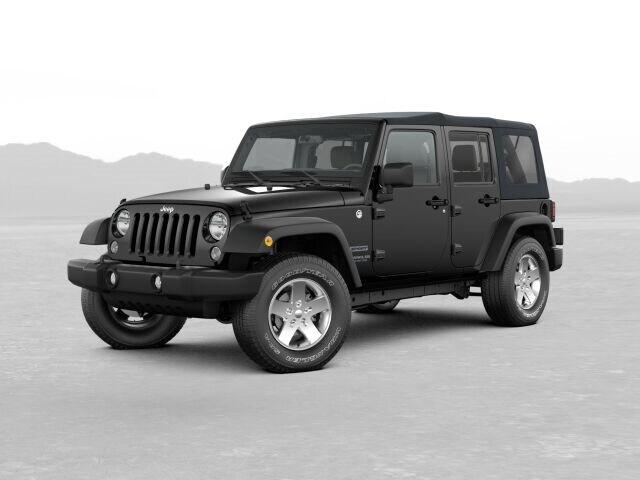 2017 Jeep Wrangler JK UNLIMITED SPORT S 4X4 Sport Utility