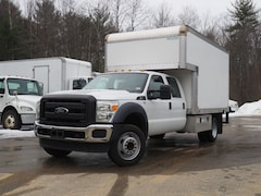 2011 Ford F-450 Super Duty Cab and Chassis