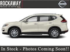 New 2019 Nissan Rogue S SUV 19RN2610 for Sale in Inwood, NY, at Rockaway Nissan