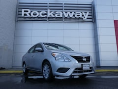 Used 2017 Nissan Versa 1.6 SV Sedan UR8427 for Sale near Nassau County, NY, at Rockaway Nissan