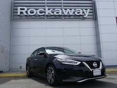 New 2019 Nissan Maxima 3.5 SL Sedan 19RN1441 for Sale in Inwood, NY, at Rockaway Nissan