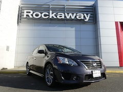 Used 2014 Nissan Sentra SR Sedan UR8770 for Sale near Nassau County, NY, at Rockaway Nissan