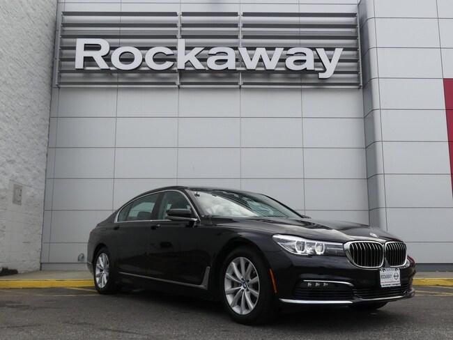 מותג חדש Used 2017 BMW 740i For Sale at Rockaway Nissan | VIN VL-82