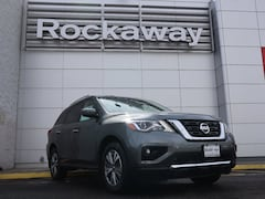 New 2019 Nissan Pathfinder SV SUV for Sale in Inwood at Rockaway Nissan
