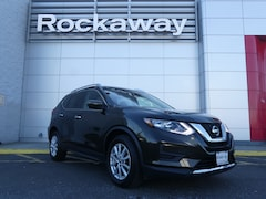 New 2017 Nissan Rogue SV SUV for Sale in Inwood, NY, at Rockaway Nissan
