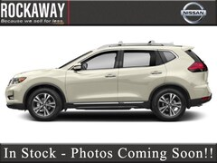 New 2019 Nissan Rogue SL SUV 19RN2607 for Sale in Inwood, NY, at Rockaway Nissan