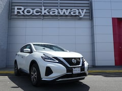 New 2019 Nissan Murano S SUV 19RN1389 for Sale near Valley Stream, NY, at Rockaway Nissan