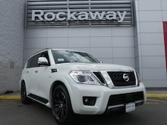 New 2019 Nissan Armada Platinum SUV 19RN1619 for Sale on Long Island NY at Rockaway Nissan