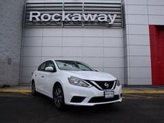 New 2019 Nissan Sentra SV Sedan for Sale in Inwood at Rockaway Nissan