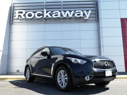 Infiniti Suv 2017 >> Used 2017 Infiniti Qx70 For Sale At Rockaway Nissan Vin Jn8cs1mw0hm410415