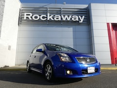 Used 2012 Nissan Sentra 2.0 SR (CVT) Sedan for Sale near Elmont, NY, at Rockaway Nissan