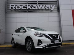 New 2019 Nissan Murano SL SUV 19RN1417 for Sale near Valley Stream, NY, at Rockaway Nissan