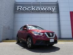 New 2019 Nissan Kicks SV SUV for Sale in Inwood at Rockaway Nissan