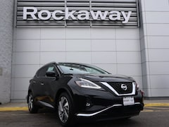 New 2019 Nissan Murano SL SUV 19RN1010 for Sale near Valley Stream, NY, at Rockaway Nissan