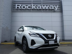 New 2019 Nissan Murano S SUV 19RN1416 for Sale near Valley Stream, NY, at Rockaway Nissan