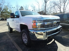 2017 Chevrolet Silverado 2500HD WT Truck Regular Cab