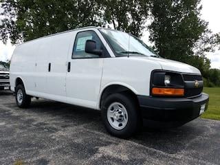2017 Chevrolet Express 2500 Work Van Van Extended Cargo Van