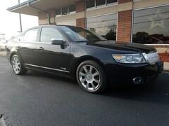 2007 Lincoln MKZ Base Sedan