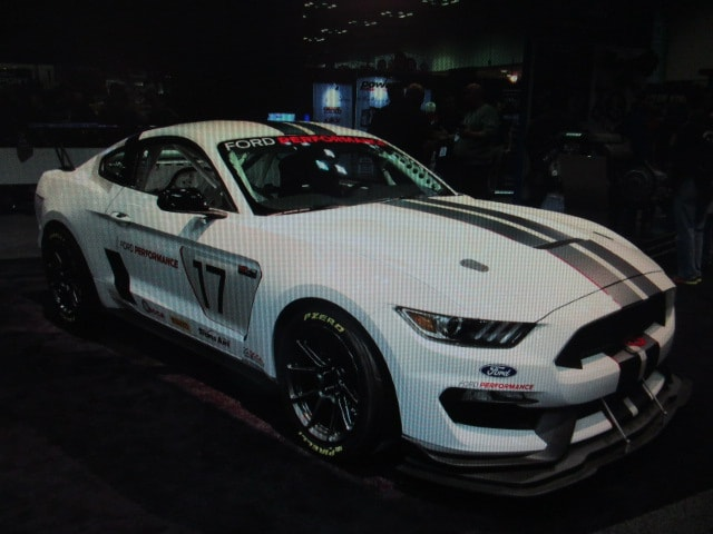 2017 Ford MUSTANG SHELBY FP350S Coupe