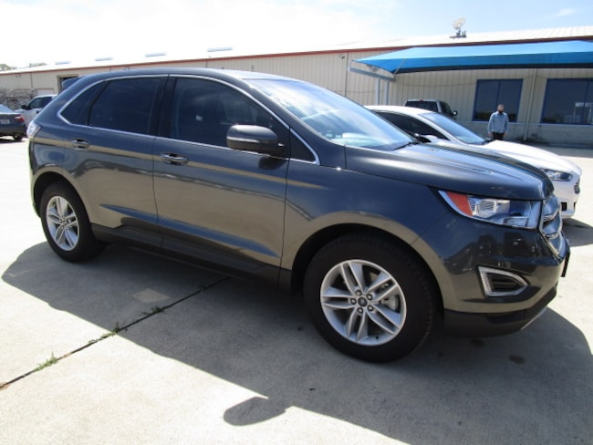 Used 2016 Ford Edge SEL SUV in Rockdale, TX