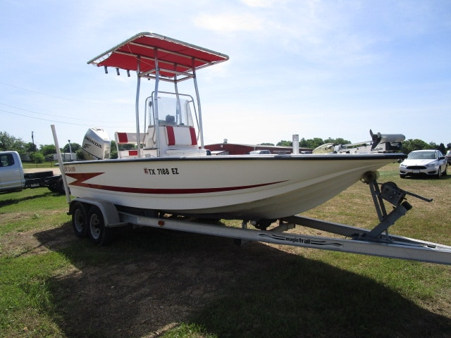 1996 Hydrasport Boat Bay Boat