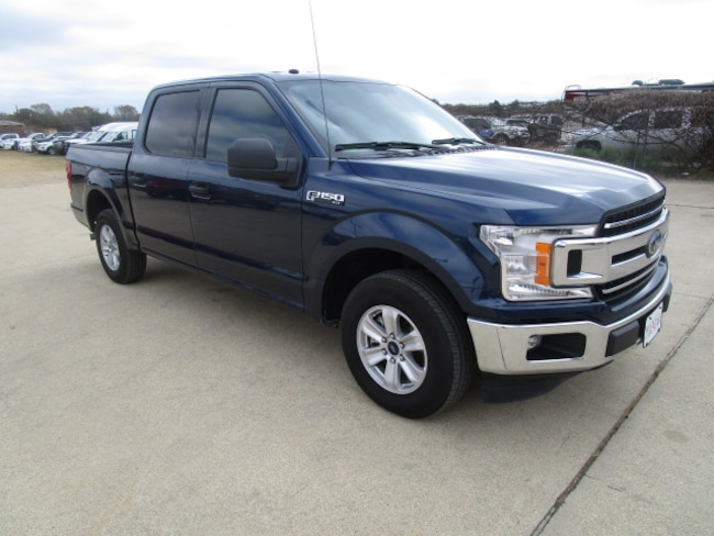 Used 2018 Ford F-150 XLT Truck in Rockdale, TX