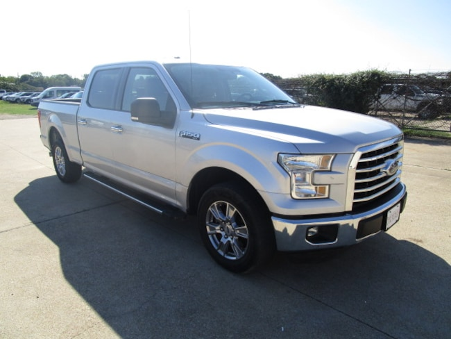 Used 2015 Ford F-150 XLT Truck in Rockdale, TX