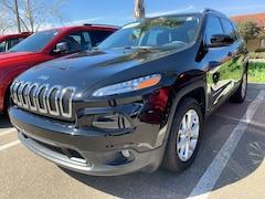 2018 Jeep Cherokee LATITUDE PLUS FWD Sport Utility