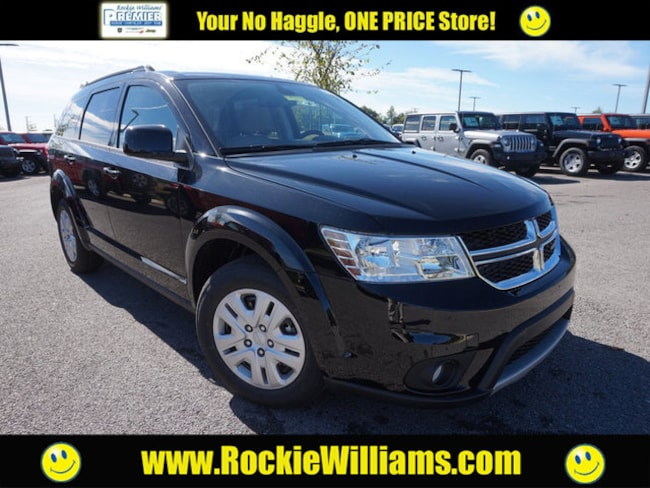 New 2018 Dodge Journey V6 VALUE PACKAGE Sport Utility [E5, NAS, PX8, ERB, XL, 643, 4EX, AAJ, 5N6, 28D, DG2] near Nashville