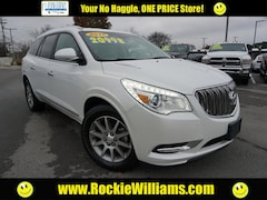 Used 2017 Buick Enclave Leather SUV Near Nashville